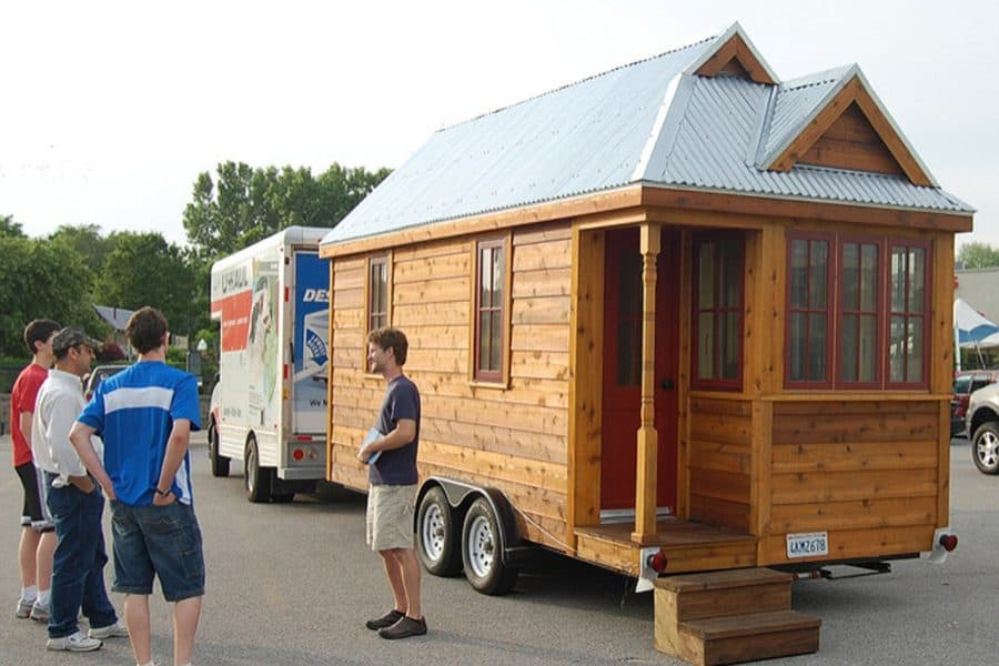 8 Reasons Why I'm Joining The Tiny House Movement